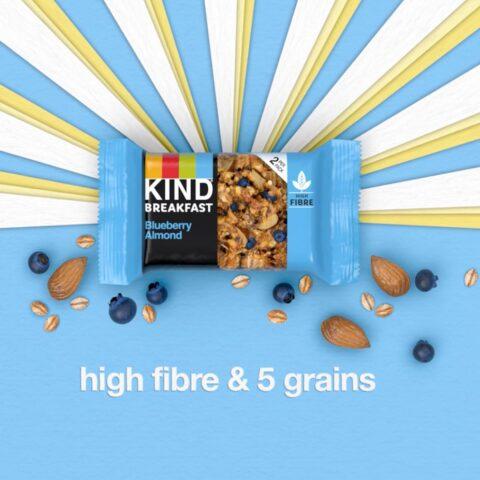Kind Breakfast Blueberry Almond